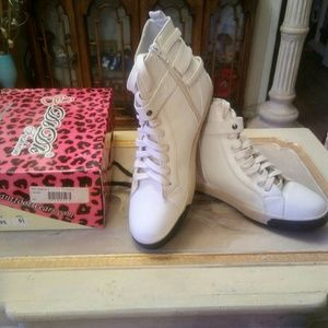 Shoes - New High Top Athletic Shoes